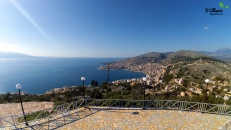 A view from Saranda Castle